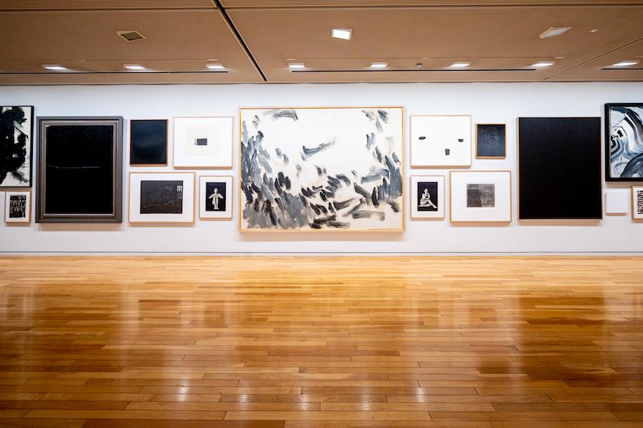 4F 第二室 展示風景  photo by ぷらいまり
