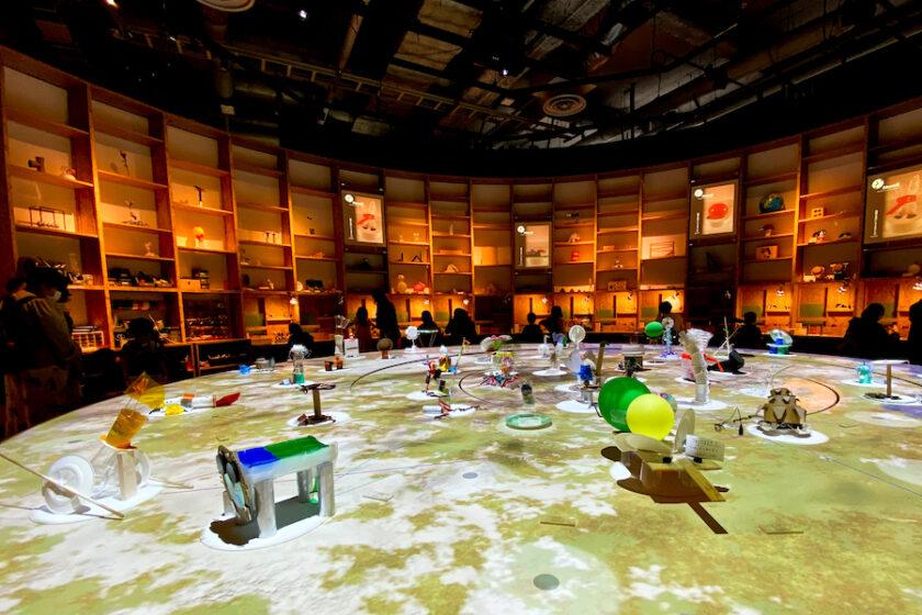 「ひらめき」をカタチにする 新しいタイプのミュージアム / AkeruE(アケルエ)