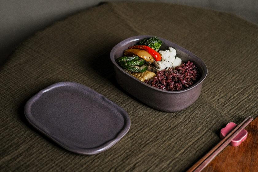 もみ殻やコーヒーかすを再利用して作られた、台湾発のエコな「Rice-Cycle弁当箱」とは