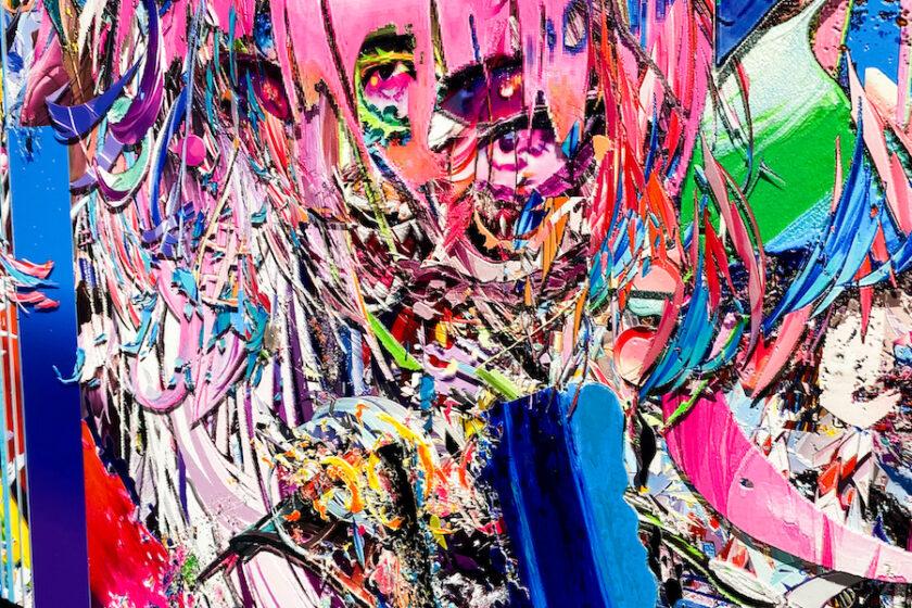 """アート ✕ 技術 ✕ 職人技で生まれる デジタルの""""触感"""" / 画像・アラウンドスケープ・粒子 Image, Aroundscape, Particle (RICOH ART GALLERY)"""