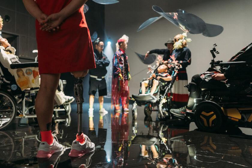テクノロジーとファッションで身体を拡張。身体の多様性を考えるファッションショー「True Colors FASHION」
