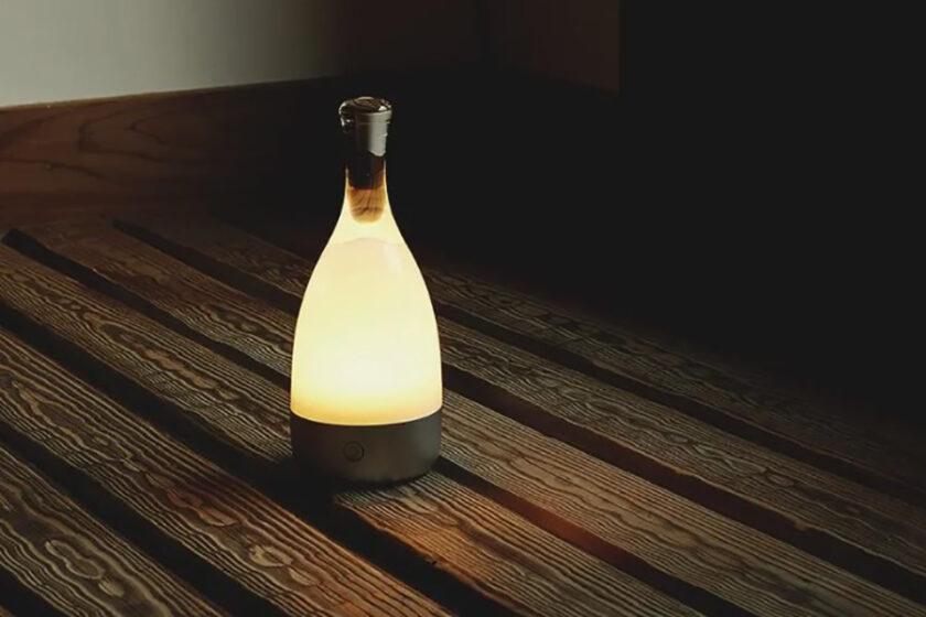 今日の光は、このボトルで。-「Bottled」