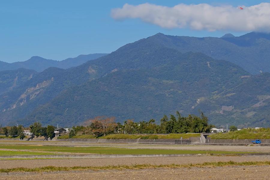 台湾の田園風景(画像提供:©️Catchy Crust)