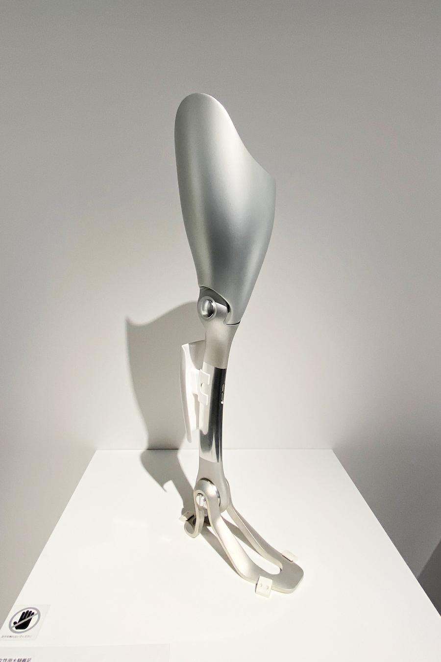 女性用大腿義足 photo by ぷらいまり