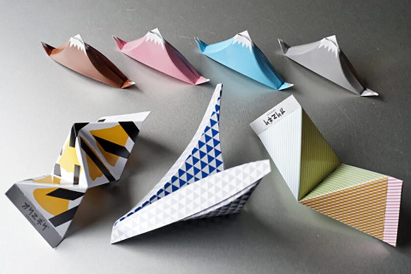 日本の伝統である『折り紙』と『おにぎり』で、楽しく、美味しく、人と人が繋がっていく世界。「オリニギリ」