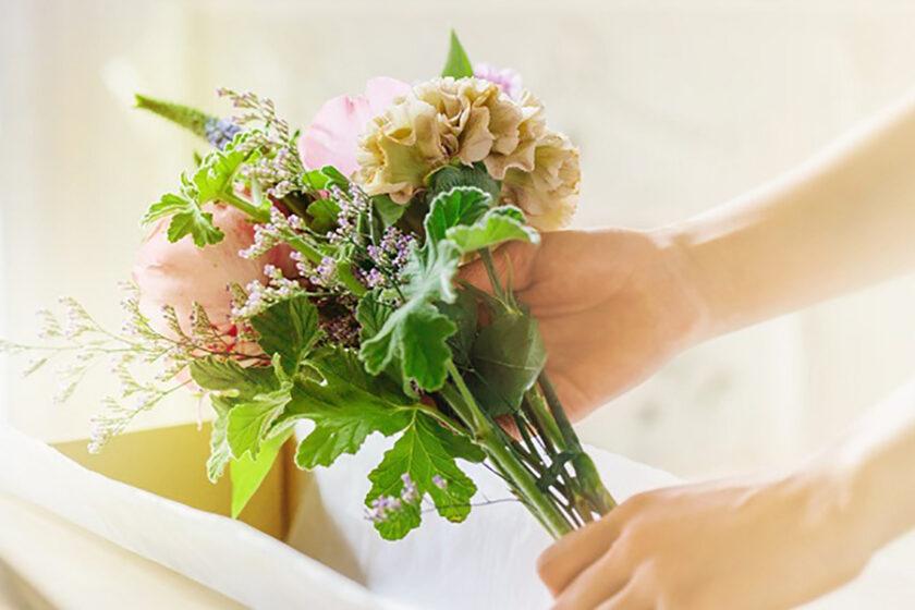 お花×音楽の新しいカタチ!お花のサブスク「LIFULL FLOWER」のギフトセットで、嬉しい時間がもっと続く
