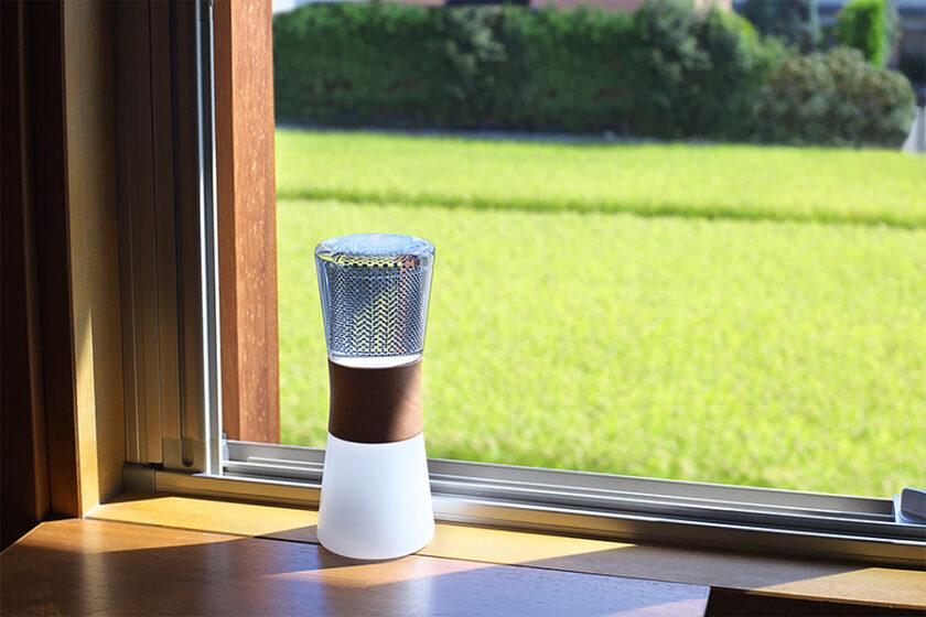 全方位から太陽光を吸収せよ!球形の太陽電池「スフェラー®」でもっと便利な暮らしへ!