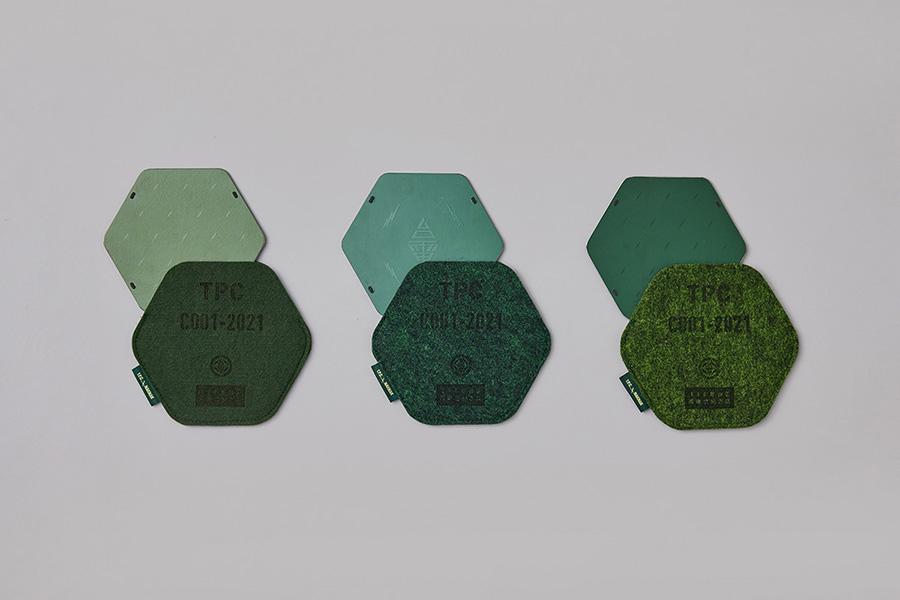 同じ緑色にしても、実にバリエーションが豊かである(画像提供:©️TPCreative)