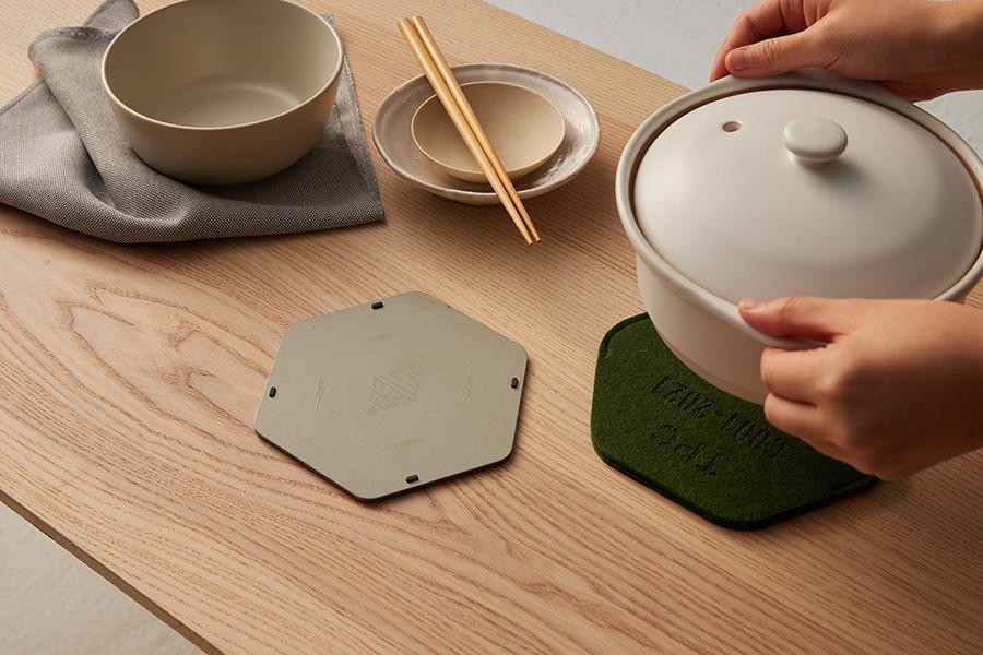 食卓での利用シーン(画像提供:©️TPCreative)