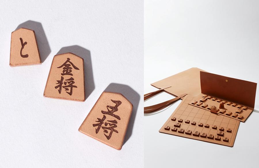 将棋&ポータブルトートバッグ