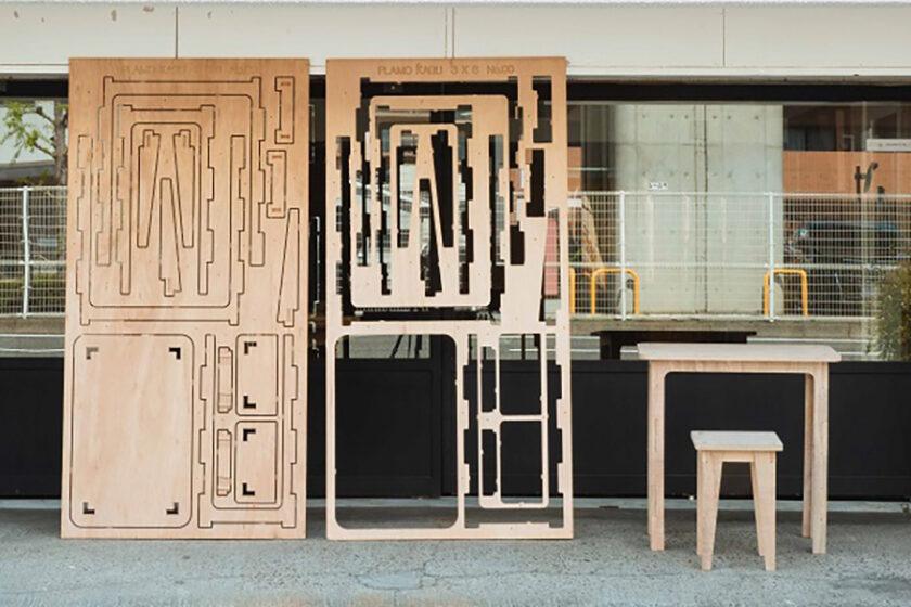 プラモデルのように自分好みのお気に入り家具を作ろう!「プラモ家具3×6(サブロク)」