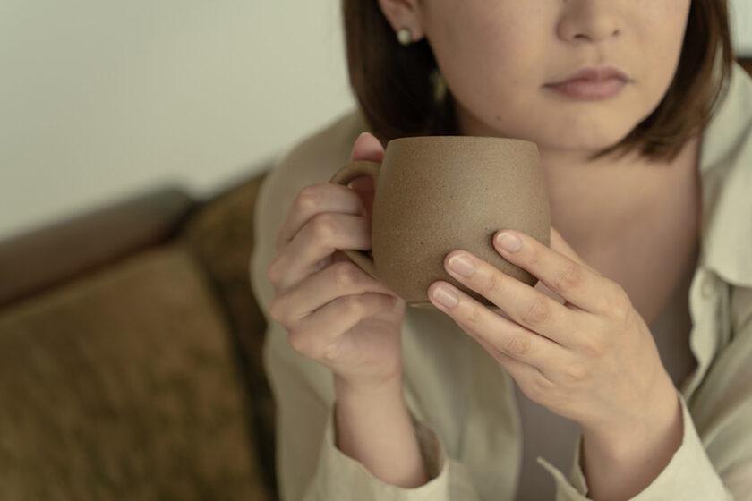 一杯のコーヒーからやさしさを考える「RI-CO #再生備前シリーズ」