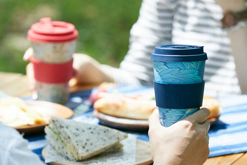 週1回の小さな選択から、地球の未来は変えられる!「エコーヒーカップ」