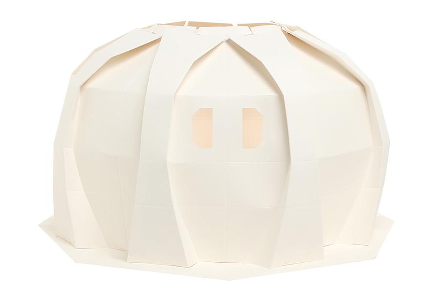 折り紙ペットハウス