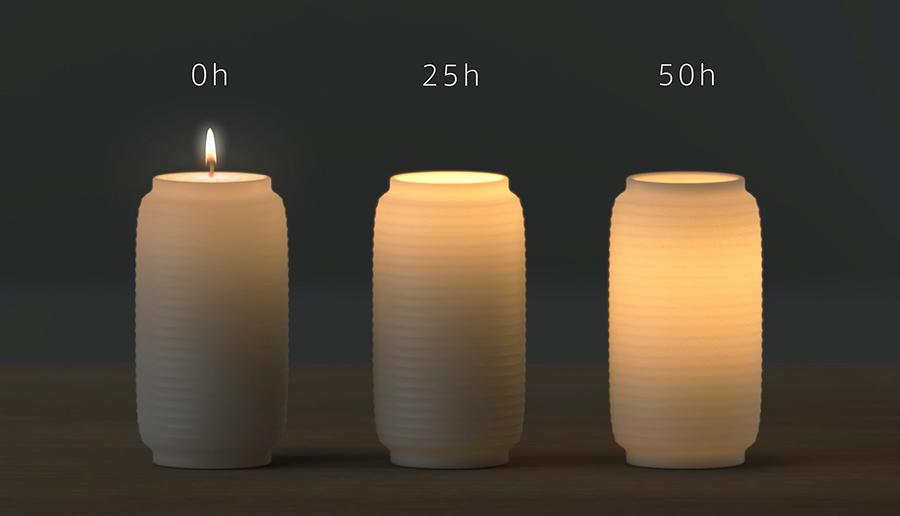 Chouchin Candle(提灯キャンドル)