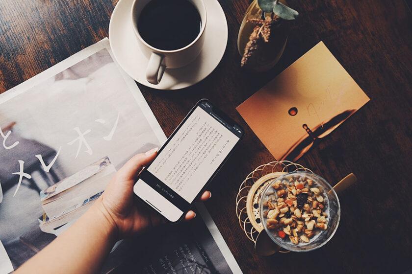 テーマに合わせたコーヒーと小説のペアリングが楽しいサブスク「ものがたり珈琲」